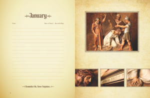 January Folder